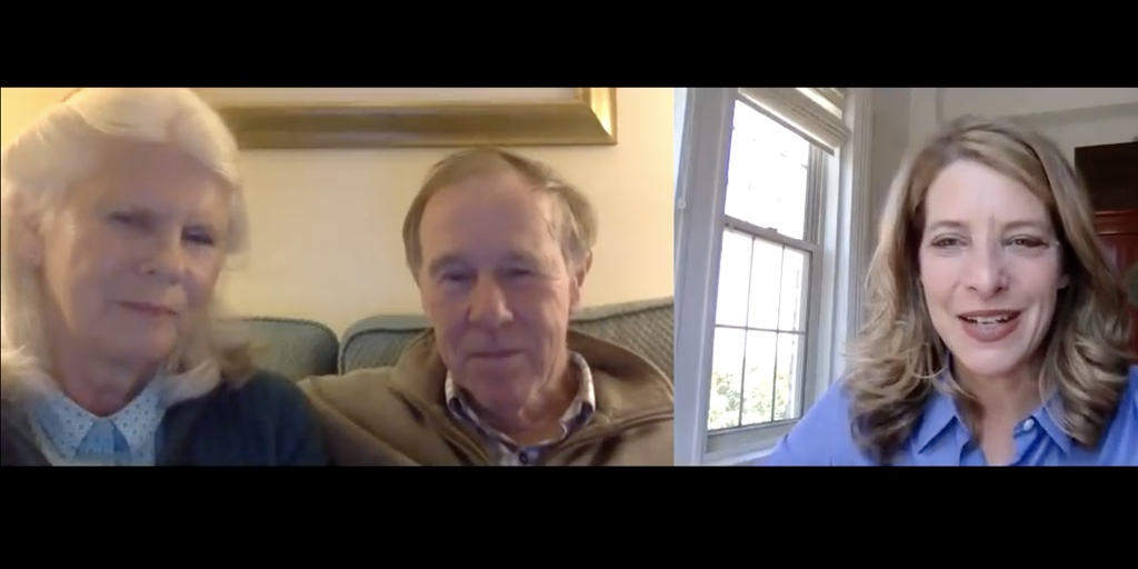 Nina Teicholz interviews Tim & Marilyn Noakes