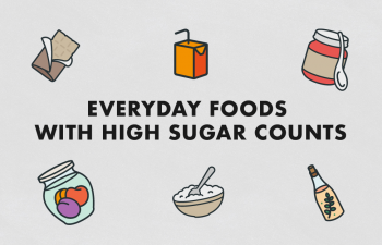 Everyday Foods With High Sugar Content